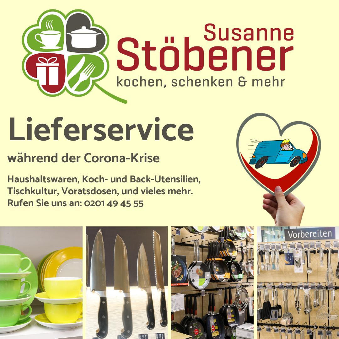 Corona-Krise: Lieferservice Stöbener